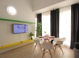 Apartamentos Romero Luna