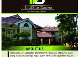 IntelBliss Resorts, Kisumu (Near Vihiga)