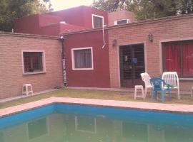 Casa cabana, Unquillo