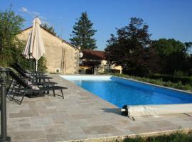 Villa Duroux, Montagrier (рядом с городом Tocane-Saint-Apre)