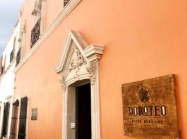 Doroteo Hotel Boutique, Chihuahua
