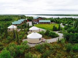 Alaska's Gold Creek Lodge, King Salmon