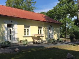 Paslepa Manor, Paslepa