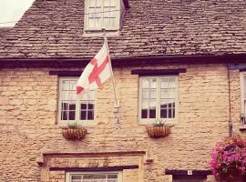 Tudor Cottage, Fairford (рядом с городом Whelford)