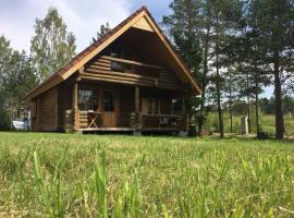Purje Holiday Home, Heltermaa (Valipe yakınında)