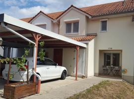 Texashaus Apfelbacher, Kitzingen (Mainstockheim yakınında)