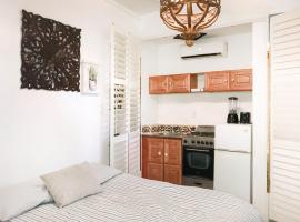 Tropical Studio Apartment with Patio in Miami
