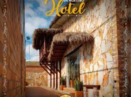 Hotel La Bombonera, Los Santos (La Fuente yakınında)