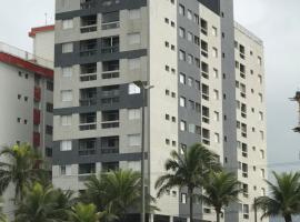 Apartamento em Praia Grande - Frente ao Mar, Praia Grande (Vila Balneária yakınında)
