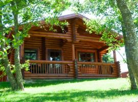 Rothley Cabin