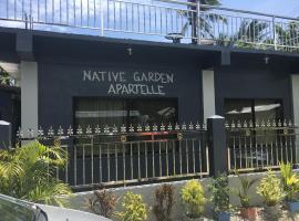 Native Garden apartelle