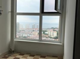 Fisherman's Wharf High Level Seaview Apartment, Yantai (Qianqikuang yakınında)