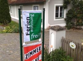Ferienhaus Idolsberg, Idolsberg (Krumau am Kamp yakınında)