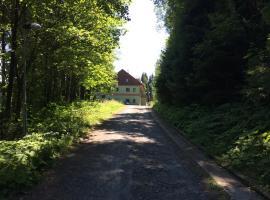 Apartmán Orbit, Karlov (Malá Morávka yakınında)