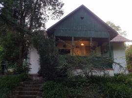 Leányvirág Vendégház, Леаньфалу