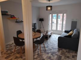 Appartement extra-centre face Casino / Plage