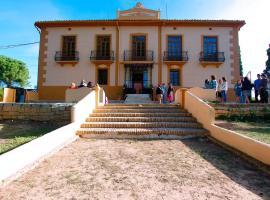 Bodega Vera de Estenas, Utiel (рядом с городом Venta del Moro)
