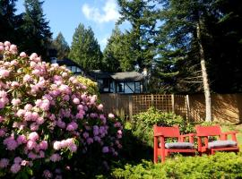 Charming Cottage by the Sea, Nanaimo (Lantzville yakınında)