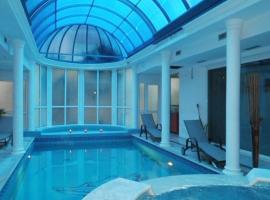 Arcadia Suites & Spa, Галатас