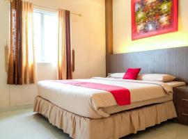 RedDoorz Plus near Living World Pekanbaru