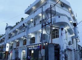 Hotel Omega BLU, Muzaffarnagar (рядом с городом Bijnor)