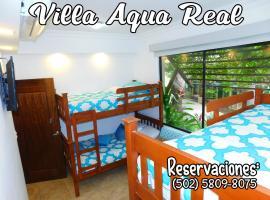 VILLA AQUA REAL, LOS CABOS DE MONTERRICO, Madre Vieja (рядом с городом Эль-Ареналь)