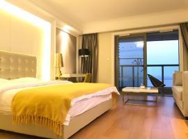 Xiamen Sweet Garden Pastoral Apartment with Seaview, Xiamen (Xiang'an yakınında)