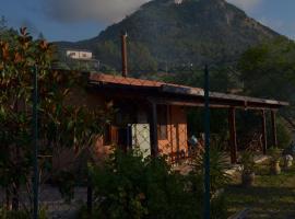 La Casa di Campagna, Caccamo (Sciara yakınında)