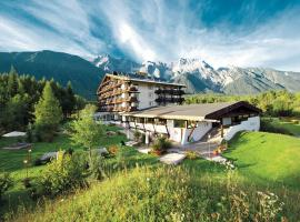 Kaysers Tirolresort – Wohlfühlhotel für Erwachsene, Миминг