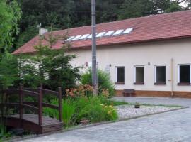Ubytování Zádveřice, Zádveřice (Vizovice yakınında)