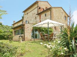 Casale delle Noci Apartment, Tavarnelle in Val di Pesa (Marcialla yakınında)