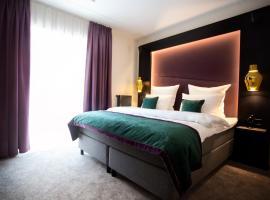 ONNO Boutique Hotel und Apartments, Rendsburg (Fockbek yakınında)