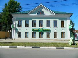 Tsarevna Lyagushka Hotel, Rostov