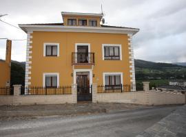 Casa Rubieira, Секейро (рядом с городом Vegadeo)