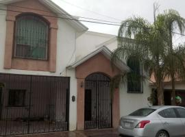 Residencial Betitos Amplia y cómoda SALTILLO COAHUILA, La Aurora (Near Arteaga Region)