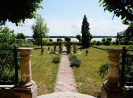 Villa Bacchus, Bourg-sur-Gironde (рядом с городом Мако)