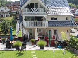Haus Lätsch, Bad Peterstal-Griesbach (Bad Griesbach yakınında)