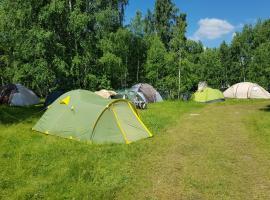 Uvildy Camping, Malaya Yaumbayeva (Near Lake Uvildy)
