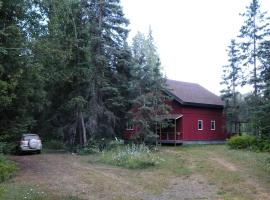 Country Cabin on Kispiox River, Kispiox