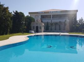 Cavallari Palace Hotel Suites, Akharnaí (рядом с городом Filí)