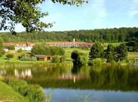 Hessen Hotelpark Hohenroda, Hohenroda (Philippsthal yakınında)