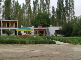 Ibex guest house