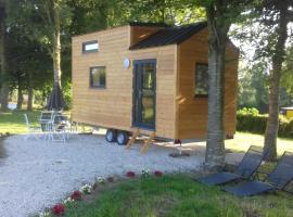 la tiny house de l'aa, Bourthes (рядом с городом Maninghem)