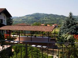 Agriturismo Poderi Zunino, Ponti (Montechiaro D'acqui yakınında)