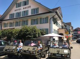 Hotel Adler, Schüpfheim (Heiligkreuz yakınında)