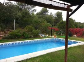 Casa Rural Lago Bolarque, Albalate de Zorita (Almonacid de Zorita yakınında)