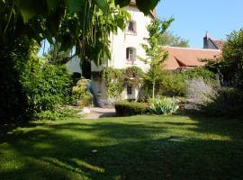 La Pouillyzotte, Pouilly-sur-Loire (рядом с городом Feux)