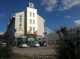 Hotel Ciudad de Fuenlabrada, Фуэнлабрада (рядом с городом Парла)