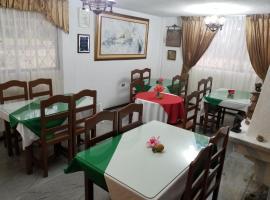 Hosteria La Gaviota Peruana, Hacienda El Rosario (Sicalpa yakınında)
