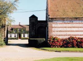 La Ferme de Mezoutre, Vironchaux (рядом с городом Argoules)